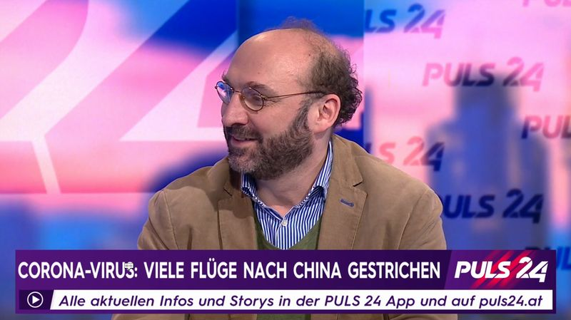 Austrian TV Stations ask for Niki Popper's Expertise