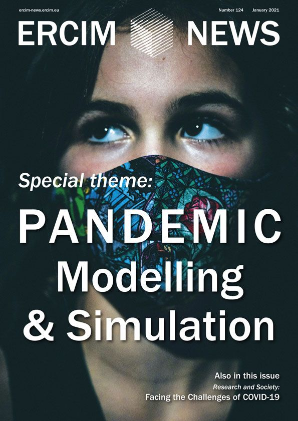 Submission in ERCIM NEWS, Special Issue ''Pandemic Modelling and Simulation''